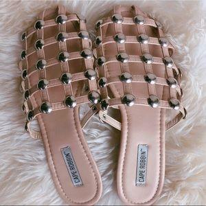 Summer sandals flirty slip ons
